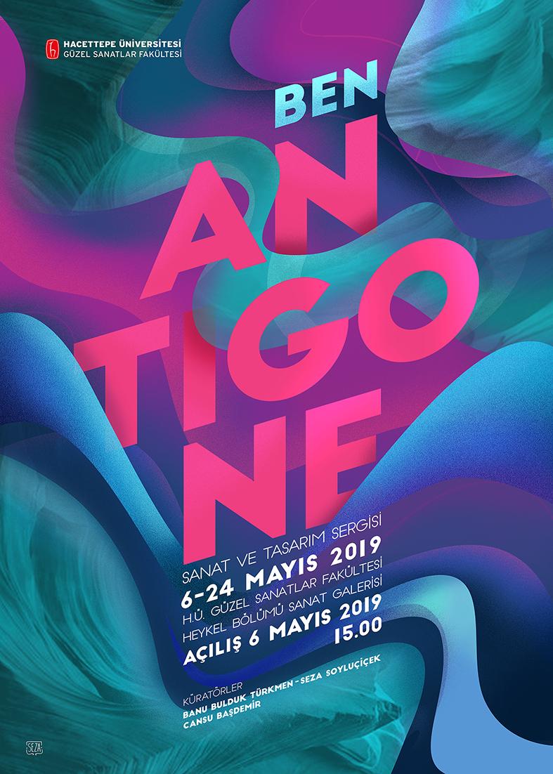 Ben Antigone / 6 - 24 Mayıs 2018 - NEWS - Banu Bulduk Türkmen Portfolio